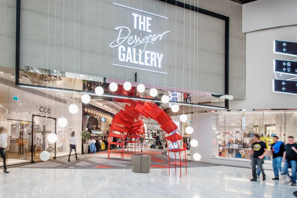 Mall of Scandinavia – Designer Gallery