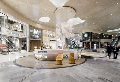 Mall Of Scandinavia – Customer Journey